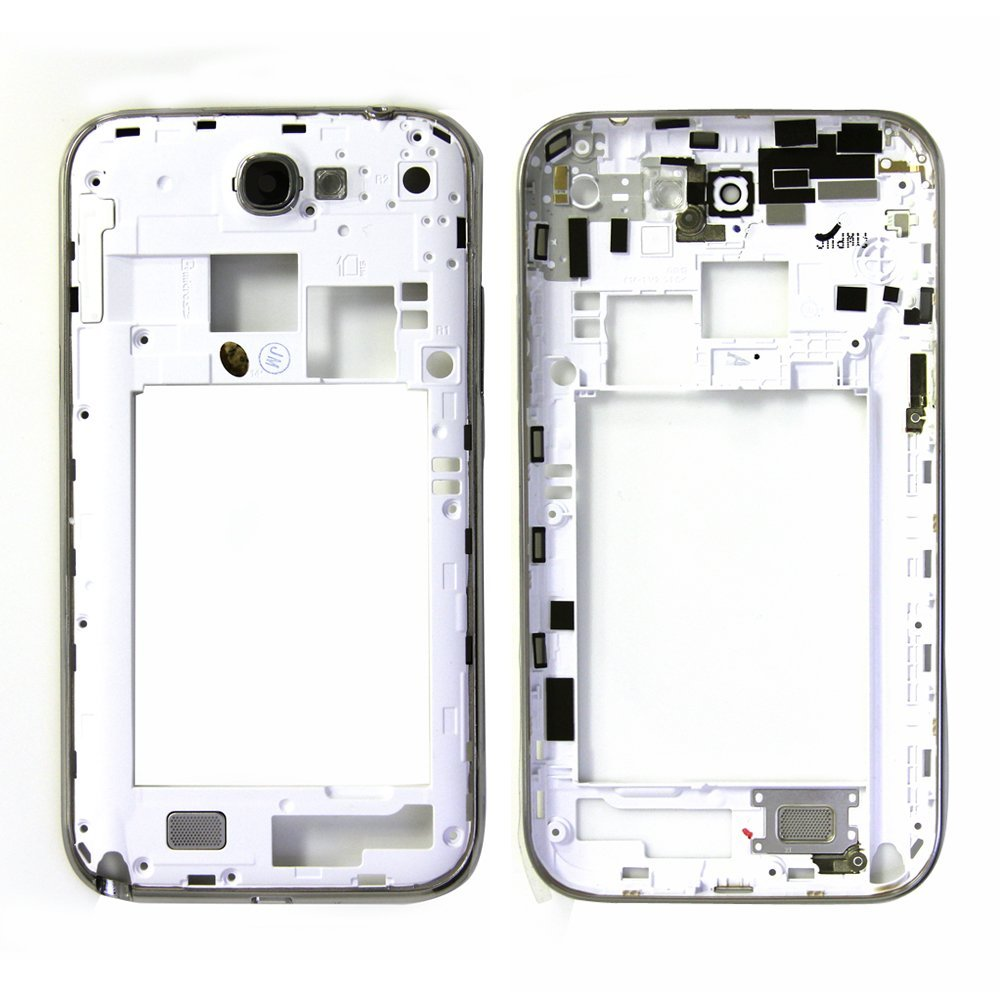 b21d21dd0143 Get Quotations · ePartSolution-Samsung Galaxy Note 2 II AT T i317 T889  T-Mobile Housing Back Plate