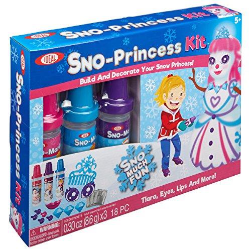 Ideal Sno Toys Sno-Princess Kit Snow Toys