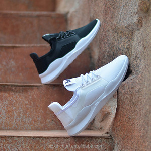 The new season White casual sports men shoes Low permeability old Beijing cloth shoes