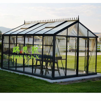 Glass Patio Free Standing Outdoor Garden Sun Rooms