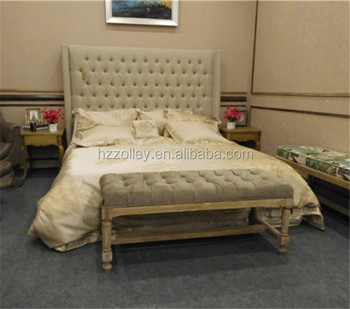 Home Furniture Bed End Bench Long Sofa Bench Long Ottoman Bed End