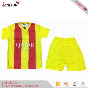 kids children Football Clothes Cloth Clothing Soccer Uniforms