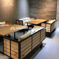 Cheap Customized Restaurant Furniture Chair And Table For Sale Philippines