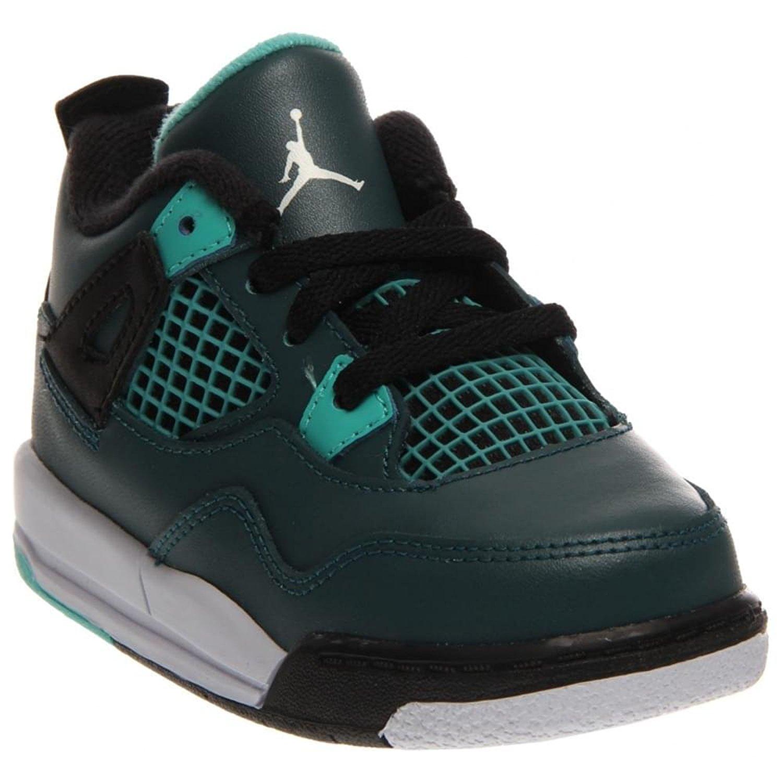 wholesale dealer 1154b c7798 Get Quotations · nike air jordan 4 retro BT infant toddler trainers 308500  sneakers shoes
