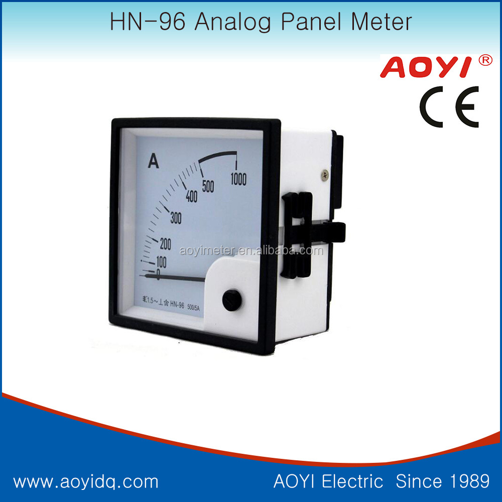 Analog Ac Dc Ampere Meter, Analog Ac Dc Ampere Meter Suppliers and ... for Analog Ammeter And Voltmeter  197uhy
