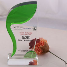 2016 Achievement Plaques Awards Crystal Trophy and Awards for commercial activities souvenirs