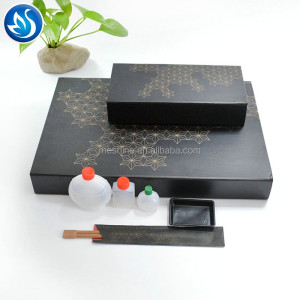 Meshine hot selling anti-fog film disposable paper sushi box