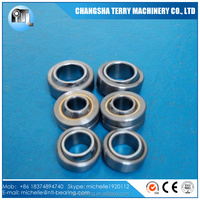Ball rod end joint spherical plain radial bearing GEBK10S