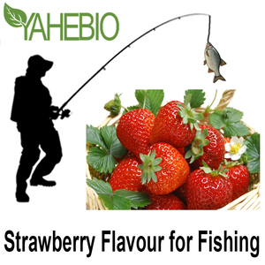 Strawberry Flavour for fishing bait factory price flavour manufacturer