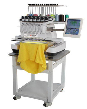 Home Application Single Head Computerized Embroidery Machine Price