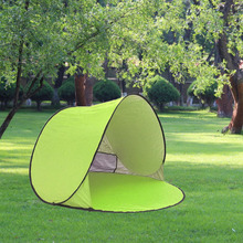 Portable Pop Up Beach Tent Sun UV Shade Shelter Camping Outdoor Folding Canopy 2 man tent