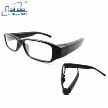 Hot selling security surveillance cam hd 1080p video digital hidden spy glasses camera