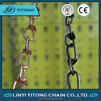 Well Made Finely Processed Double Loop Tie Out Chain