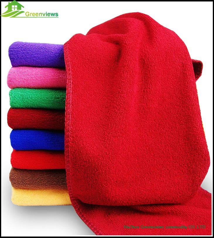 promotionnel voyage serviette en microfibre de lavage de voiture chiffon de nettoyage serviettes. Black Bedroom Furniture Sets. Home Design Ideas