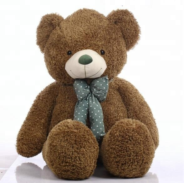 Wholesale CE certificate hot-selling 340 cm giant teddy bear skin plush toy