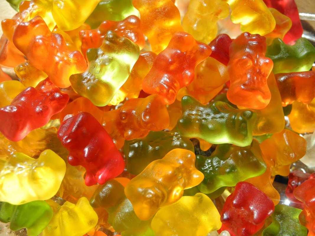 500 mg Extrato de Cânhamo orgânico Gummy Doces de Alta Qualidade de Forma Personalizada Hemp CBD CBD Infundido Gummies Para Dor Alívio Da Ansiedade