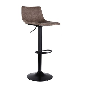 New Design Adjustable Barstool PU Leather Bar Chair Wholesale Price Bar Stool