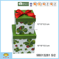 New Product Handicraft Packaging Paper Box