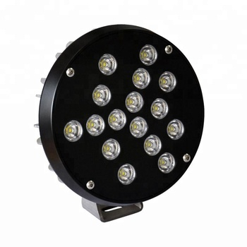 Ripdark Intensity Led Spot Light Round 7 Inch 96w Led Auxiliary Driving Lights For Off Road Buy Led Driving Lights Round 7 Inch For Off Road Led