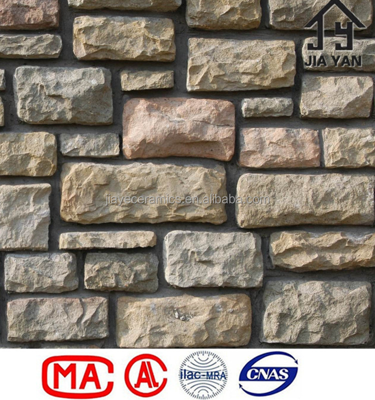 Water insulation artificial stone face brick panels price