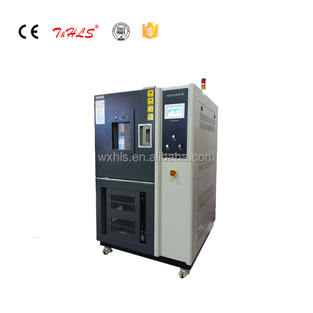 Calibration report Laboratory humidity chamber For Lithium Ion Batteries