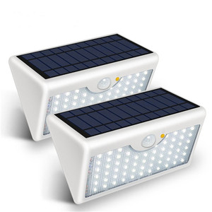 Factory low price ip 55 waterproof wall mounted solar motion sensor fence light leds led lighting at the Wholesale