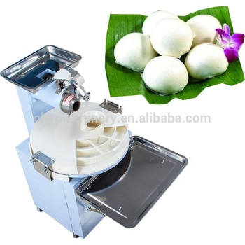 bakery equipment stainless steel automatic pizza dough divider rounder for bread