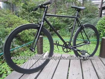700c Single Speed Favourite All Black Fixed Gear Bike Bicycle