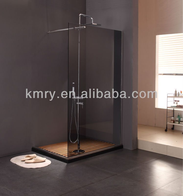 Walk-in Tempered Glass Shower Screen(KD8006)