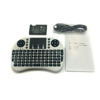 2016 hot sale Rii i8 air fly mouse 2.4G Wireless Mini Keyboard with touchpad