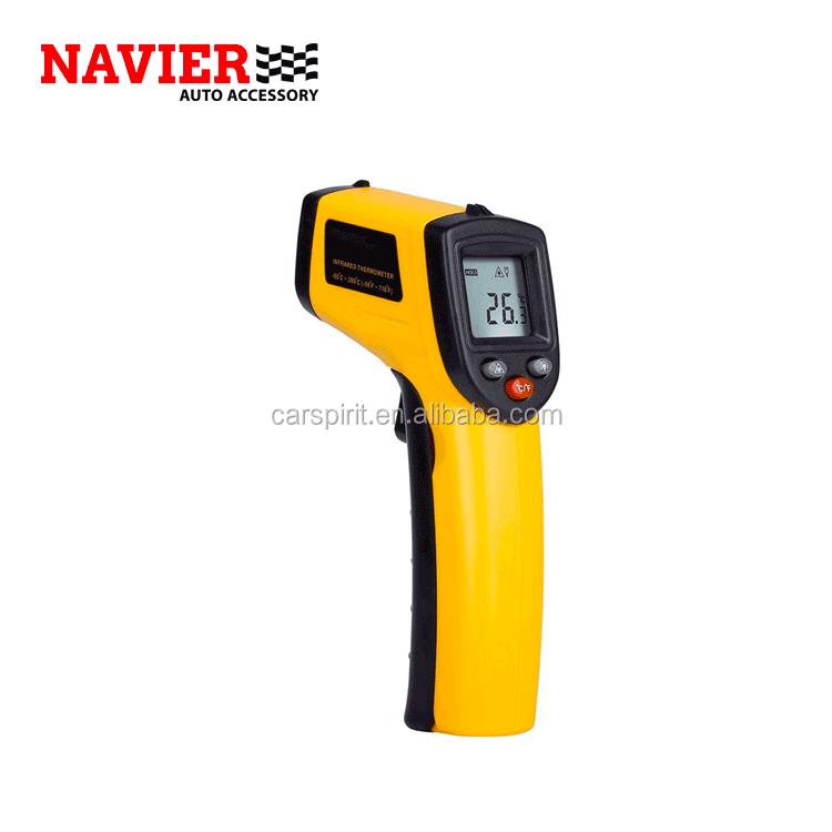 NAVIER digital infrared thermometer non-contact digital laser infrared thermometer - KingCare   KingCare.net