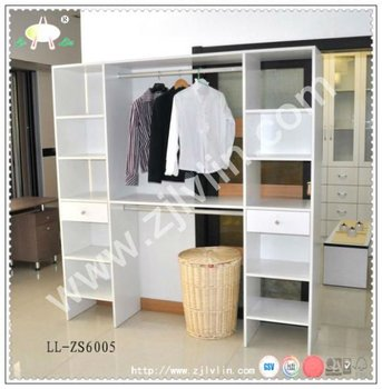 Modern Cloth Cabinet Designs For Bedroom /storage Rack For Bedroom