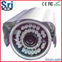 One way vision 720P Waterproof Network IP Camera