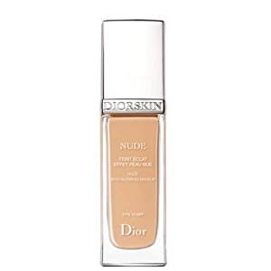Christian Dior Nude Skin-Glowing Makeup SPF 15, # 010 Ivory, 1 Ounce