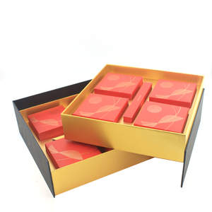 Custom Packaging Recycled Luxurious Moon Cake Box