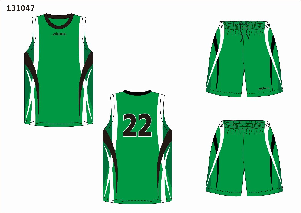 d65a667c552 Sublimation Reversible Custom Basketball Jersey