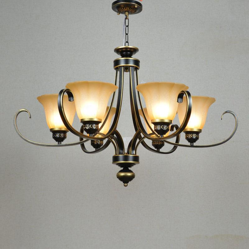 buy european luxury bronze metal living room chandelier fixtures dining room. Black Bedroom Furniture Sets. Home Design Ideas