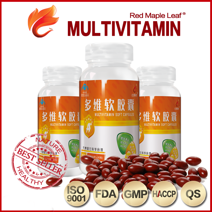 Natural Prevent Anemia Multivitamin Powder 1000mg Hard Capsules