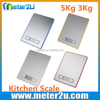 Household digital kitchen weight scale platform scales for sale