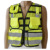 Industrial Safety Products Mesh Reflective Vest