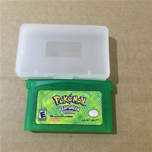 good quality video game card for GBA for Nintendo