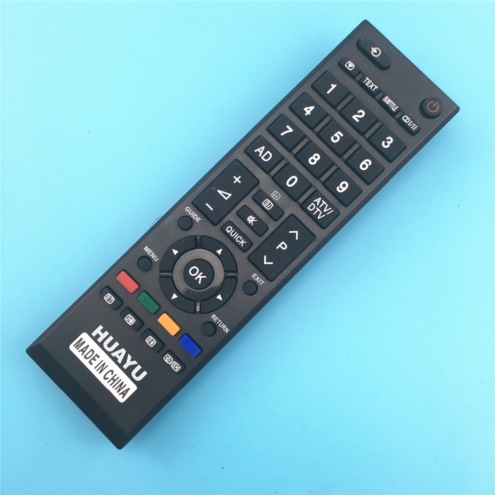 universal use for TOSHIBA TV lcd led tv remote control