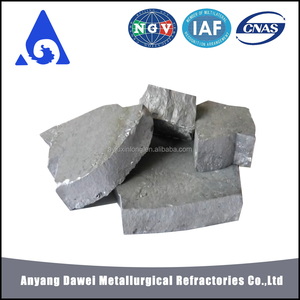 Credible mineral resource silicon Iron alloy lump for sale