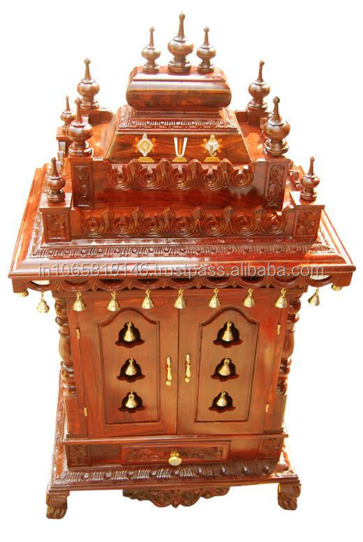 Wooden Pooja Mandir Wooden Pooja Mandir Suppliers And Manufacturers At Alibaba Com