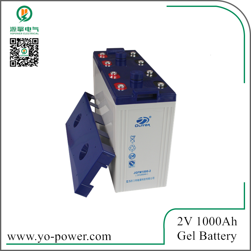 Yo power solar battery 12v 1000ah