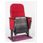 Red price theater church folding auditorium chair cinema chair