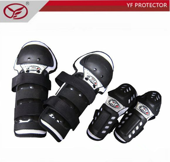 Passed EN 1621-1 knee shin guard