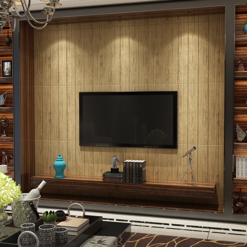 High Quality Strong Wood Tv