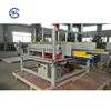 Newest design high efficient automatic nail wood pallet making machine