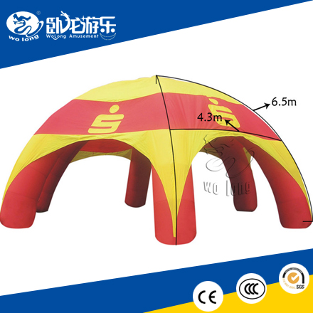 popular sale durable dome inflatable Tent